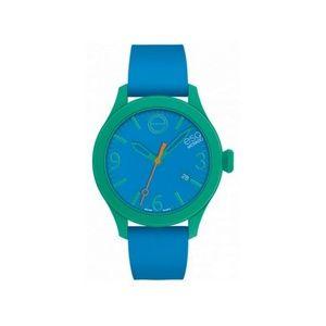 ESQ ESQ07101456 Unisex Blue Silicone Bracelet Band